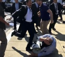 U.S. Drops Charges Against Turkish Security Accused Of Attacking American Demonstrators