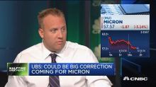 An earnings winner & loser. Plus, UBS says there could be...