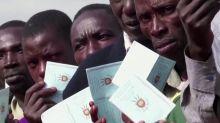 Ruling party wins Burundi's Presidential vote