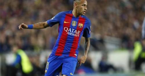 Foot - WTF - Neymar complètement dingue après le but victorieux de Lionel Messi