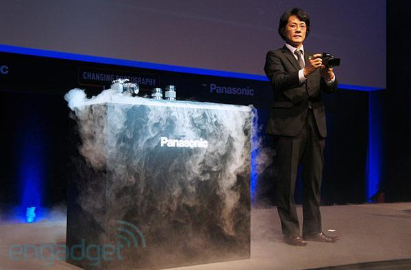 Panasonic's GH3 mirrorless camera gets official: 16MP, WiFi and 72Mbps HD video in a ruggedized body (hands-on)