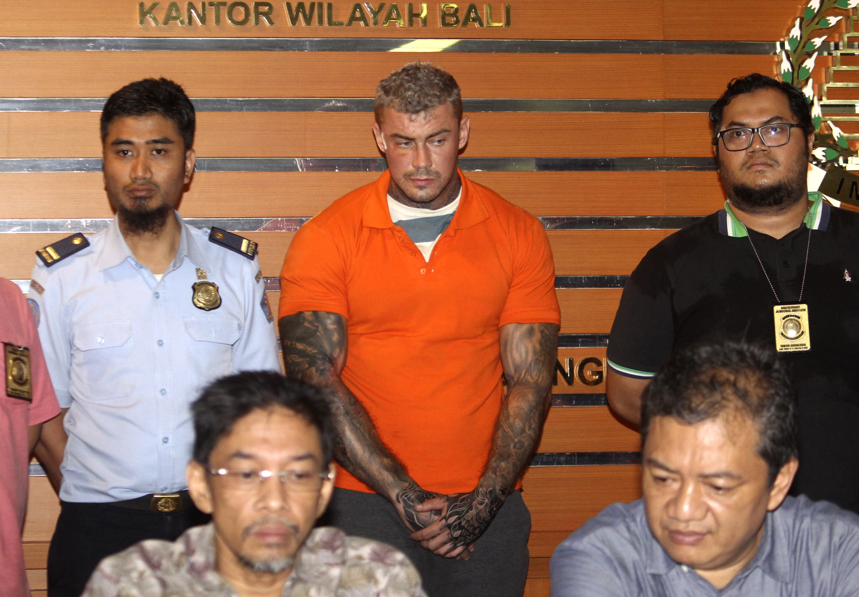 Camden Town Porno indonesia says british man caught in bali with drugs, porn