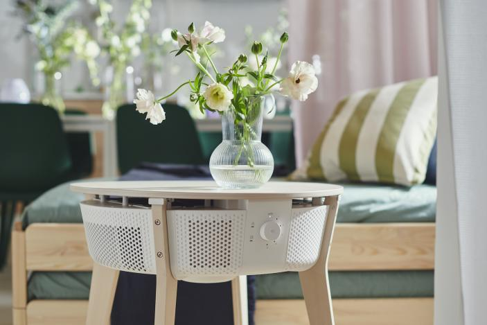 The Morning After: IKEA hid an air purifier inside a table