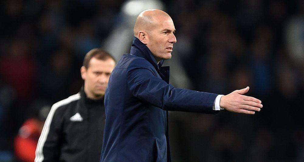 """Zidane justifica el cambio de Cristiano Ronaldo: """"También puede ser cambiado en algún partido"""""""