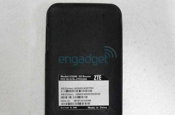 ZTE Peel for Sprint outed by FCC, another 3G-equipped iPod touch case