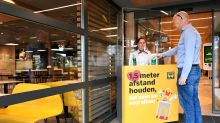 McDonald's tests restaurant designed to combat COVID-19 spread