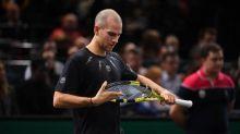 Tennis - Mannarino: «Ça commence à être long»
