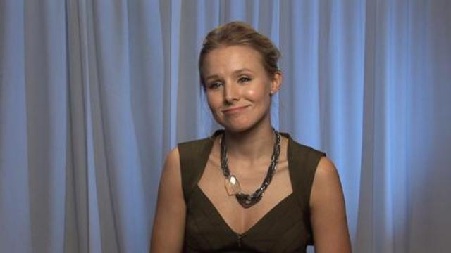 Kristen Bell on Robot Emotion in Astro Boy