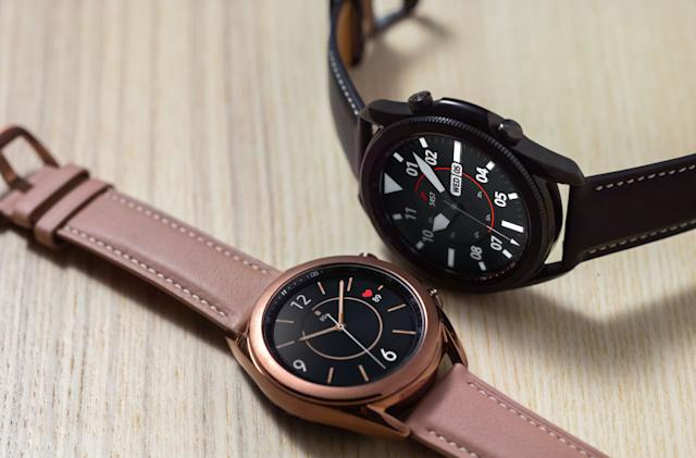 Samsung's Galaxy Watch 3 blood oxygen apps are rolling out now