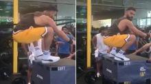 Watch, Virat Kohli raises the bar once again with motivational fitness post