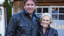 Mary Berry teams up with James Martin in new show