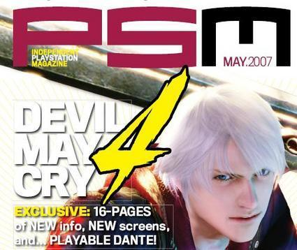 PSM brings DMC4 preview; gets cheap