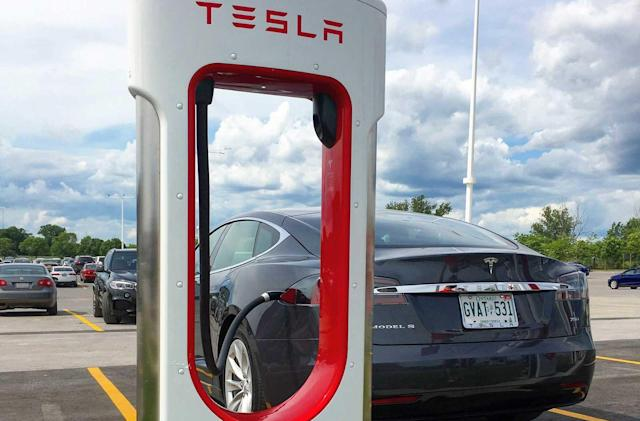 Tesla opens its 10,000th Supercharger