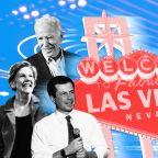 Las Vegas Democratic debate live updates: Six candidates faced off in Nevada