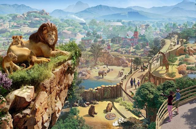 'Planet Zoo' is the modern 'Zoo Tycoon' we've been waiting for