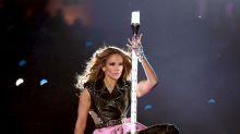 Super Bowl: Jennifer Lopez usa quatro looks em menos de 10 minutos