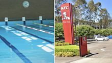 Public pool and KFC close after NSW records six new COVID cases