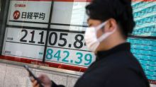 Borsa Tokyo in calo quasi del 4% su crescenti timori pandemia