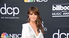 Paula Abdul, 56, stuns in a tiny tuxedo dress for her red carpet return: 'How does she still look this amazing?'