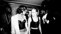 Cara Delevingne and Rihanna Party Together on New Year's Eve