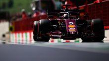 Motorenprobleme! Vettel rollt nur noch in die Box aus