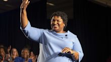 Report: Stacey Abrams to produce a CBS TV drama based on one of her novels