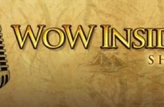 WoW Insider Show live today at 3:30pm