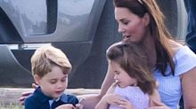 Prince George's Fans Got Adorable Thank You Cards After His Birthday