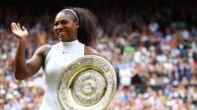 Serena Williams thinks a few of her trophies may have been stolen: 'Is that where one of my Wimbledon trophies went?'