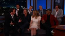 'Hateful Eight' Cast Grilled by Tarantino and Kimmel About Script Leak
