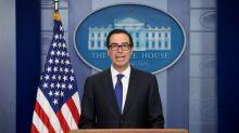 Mnuchin afirma que si no se aprueba la reforma fiscal Wall Street retrocederá