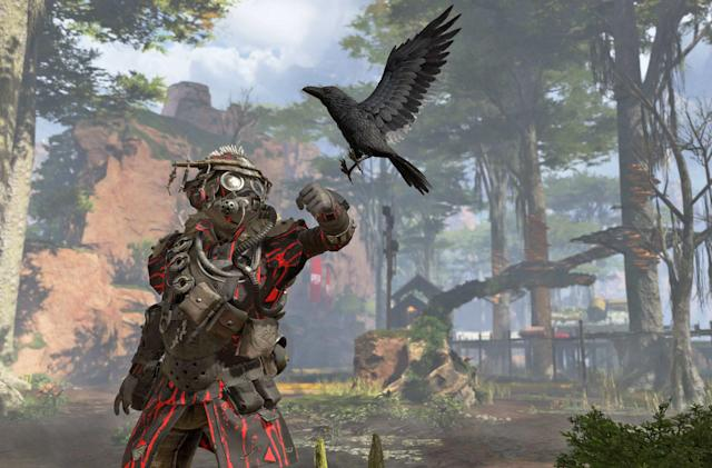 'Apex Legends' team plans to fix player hitbox issues
