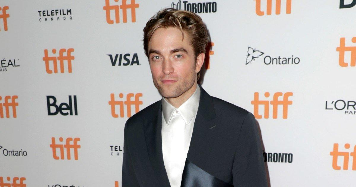Robert Pattinson Says He's in the 'Very, Very Early ...