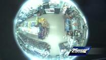 Teen charged after allegedly threatening store clerk with hammer, then stealing beer