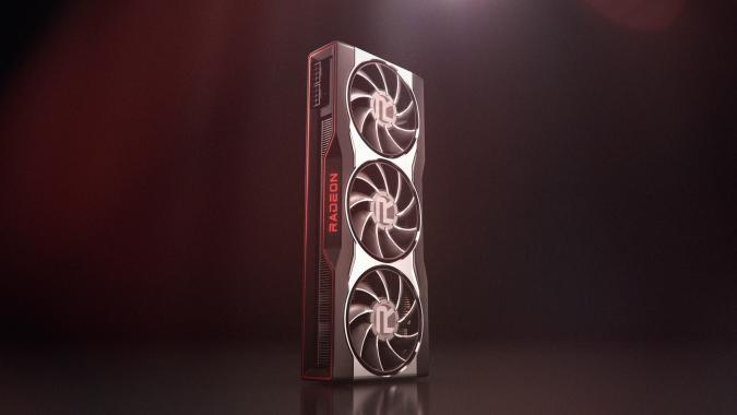 AMD Radeon 6000 series GPU