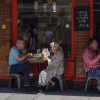 UK retail sales dip as lockdown easing allows socializing