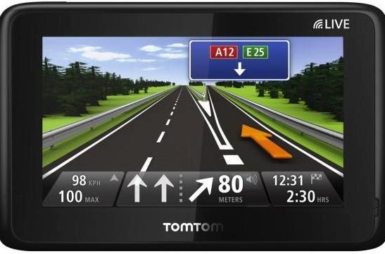 TomTom Go Live 1000 to offer capacitive touchscreen, WebKit-based UI