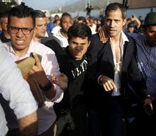 US denounces detention in Venezuela of Guaido's uncle