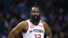 NBA》迪士尼首亮相 Harden展開球隊練習
