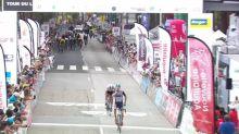 Cyclisme - T. Limousin - Tour du Limousin: le résumé de la 4e étape en vidéo