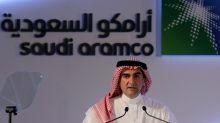 Saudi Aramco market cap hits $2T