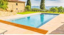 A fantastic villa for two families to share in Tuscany