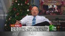 Cramer's fireside chat: Tax reform will 'absolutely' help...