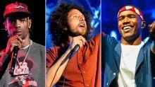 Travis Scott, Rage Against the Machine and Frank Ocean to Headline Coachella 2020