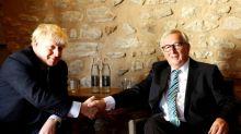 EU downbeat after Johnson-Juncker Brexit talks
