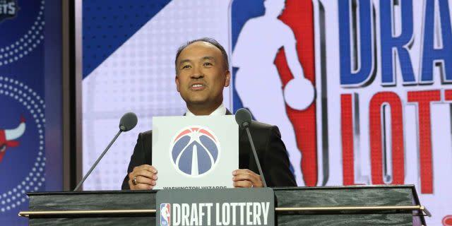Draft Notebook   Washington Wizards