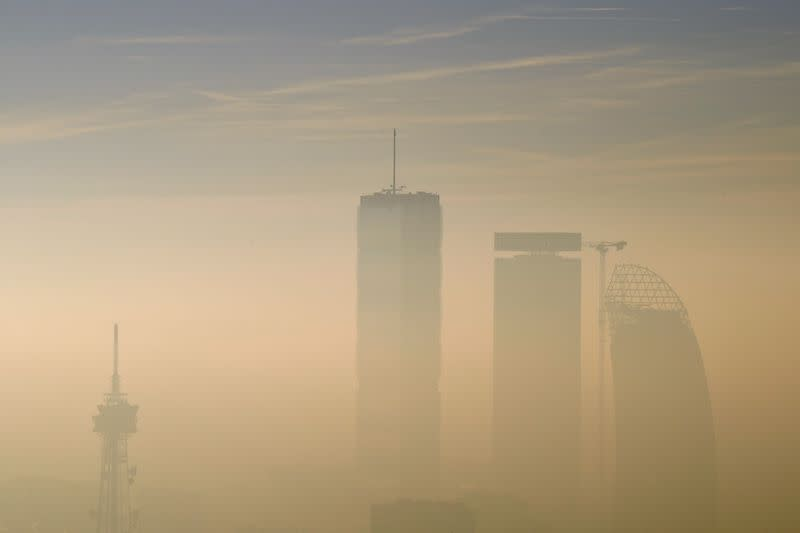 Italy air pollution plunges amid national COVID-19 quarantine