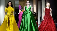 Explosión de color en la Semana de la Alta Costura de París