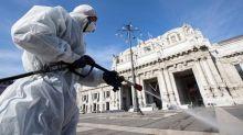 Italia registra su menor cifra de fallecimientos en 9 días: 681en 24 horas