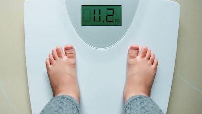 Weigh children from age of two to prevent obesity